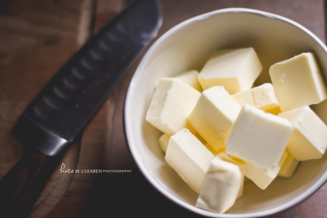 Butter. Isn't this a beautiful sight?