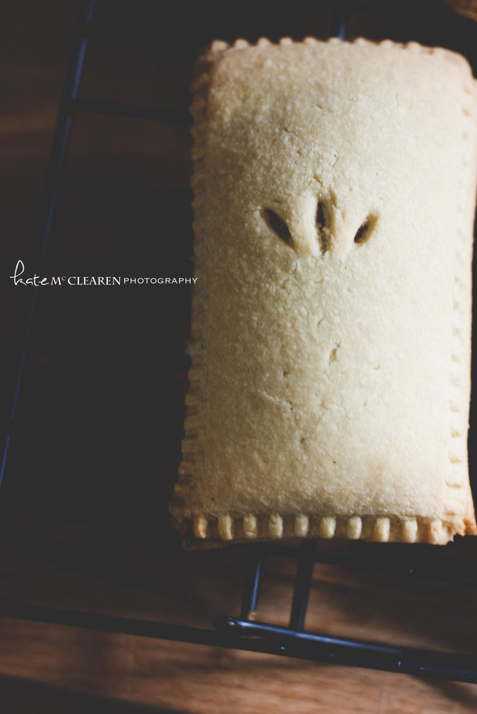 Homemade pop tart=perfection.