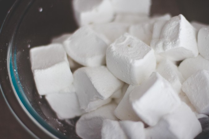 Homemade Marshmallow's. They are so worth it!
