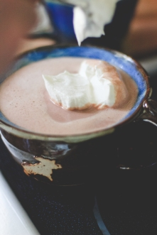 The Everyday Chef and Wife / The Best Hot Chocolate Ever