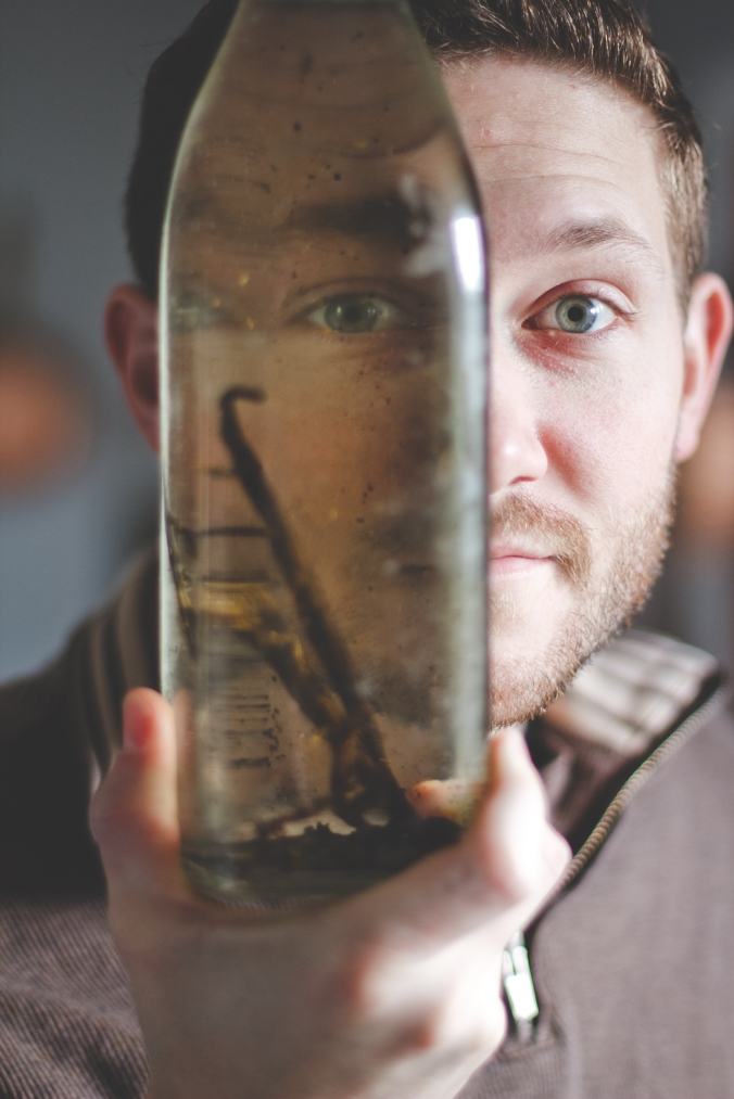 The Everyday Chef and Wife DIY Homemade Vanilla Extract